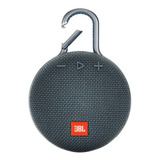 Bocina Jbl Clip 3 Portátil Con Bluetooth Ocean Blue