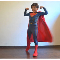 Disfraz Superman Calidad Premium