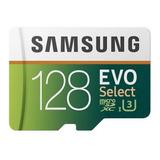 Tarjeta De Memoria Samsung Mb-me128ga/am Evo Select 128gb