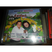 Cd Lalo Y Lagrimita Exitos