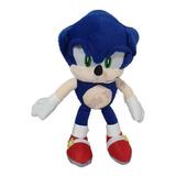 Peluche Sonic Pequeño Excelente Calidad Bordado