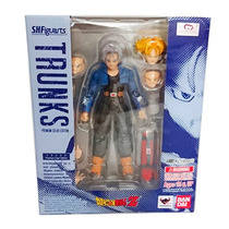Trunks Premium Dragon Ball Z Sh Figuarts Ver Jp Goku En Mano