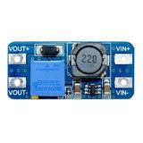 Regulador Booster, Step Up Mt3608 Dc A Dc 2a, Arduino, Pic.