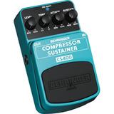 Pedal Behringer Cs400 Compressor/sustain Guitarra Eléctrica