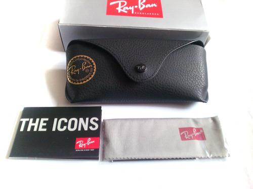 2589cf55d1 Paquete 10 Estuches Ray Ban Importados Con Accesorios en venta en ...