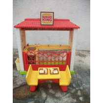 Tm.burger King. Franquicia/restaurant
