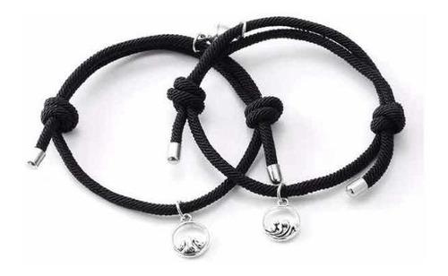 Pulsera Pareja Con Iman ( Magnetic Love Bracelets)