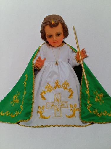 Vestido San Judas Tadeo Para Niño Dios Talla 30 Envío Gratis
