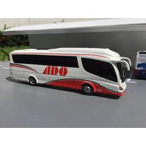 Autobus Scania Pb Rotulado Ado Escala 1:87 Ho Coleccion