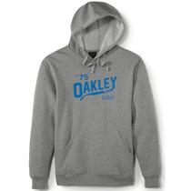 Oakley Pullover Grey Hoodie Talla S Nueva Con Etiquetas Ch