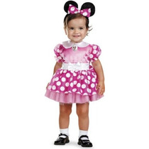 Mickey Mouse Minnie Mouse Del Traje De Disney Disfraz De Beb