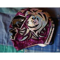 Mascara Lucha Libre Dr. Wagner Original Profesional Op4