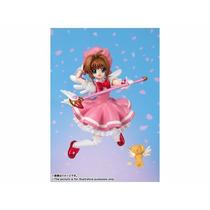Figuarts Sakura Card Captor Con Manta Exclusiva Original Jap