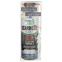 Herbal Limpio Qcarbo20 Claro Fórmula Para Limpieza Suplement