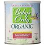 Sólo Niño Fórmula Del Bebé Lactosa Alivio Orgánica 12.7 Onza