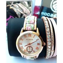 5f3a3fcba552 Reloj de Pulsera Mujer Rocawear con los mejores precios del Mexico ...
