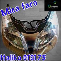 Faro Italika Gs150 Gts175 Vento Phantom Nuevo! Mica Sola