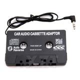 Cassette A Plug 3.5 Para Estereo Adaptador Caset A Estereo