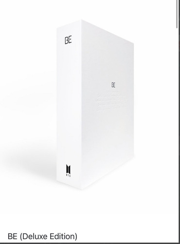 Bts - Album [be (deluxe Edition)] (+on-packed Poster) Ktown