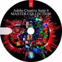 Adobe Master Collection Cs6 + Regalo. Completo