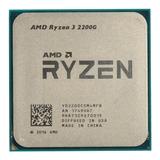 Procesador Amd Ryzen 3 2200g 4 Núcleos 68.7 Gb