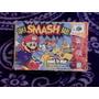 Super Smash Bros Caja E Instructivo De Nintendo 64