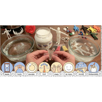 Plastimake Plástico Moldeable Polymorph Instamorph 100 Gr