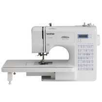 Maquina De Coser Brother Ce7070prw Tabla Ancha Op4