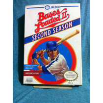 Bases Loaded 2: Second Season Nes Solamente Caja