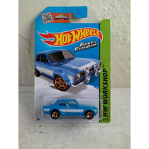 Fast And Furious Hot Wheels 2013, 70 Ford Escort(h18)