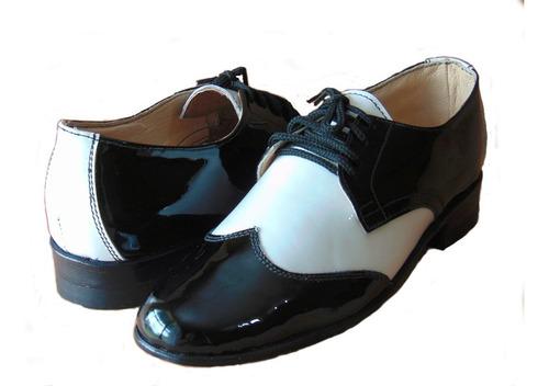 Zapato Naolinco 100Charol Pachuco Bostoniano Venta En b7YfgvI6y