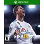 Fifa 18 Xbox One ¡nuevo Sellado! En Tecno-gaming
