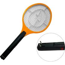 Raqueta Mata Mosquitos, Moscas, Cucarachas,arañas.