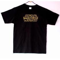 Playeras Star Wars Darth Vader Stormtrooper R2d2 Rebel Hm4