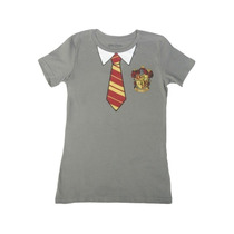 Playera Harry Potter Uniforme Gryffindor Original Importada