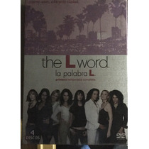 The L Word Temporada 1, La Palabra L En Dvd.