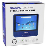 Tablet + Dvd Auto 2 En 1 Bluetooth Touch Android 9 Sd Usb