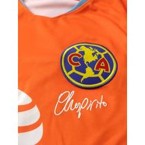 5d49bbc5de8 Jersey Nike Club America Naranja Edicion Chespirito 2019 en venta en ...