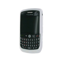 Oem Rim Blackberry Goma Piel Para Blackberry 8900 (whit
