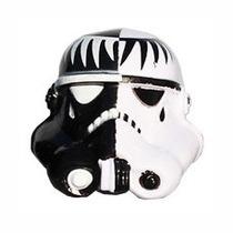 Helmet Custom Trooper Head Mod Black And White Star Wars S6