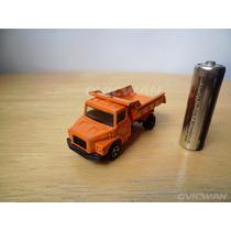 Camión Escala Scania Dump Truck Majorette 1-100 Vintage Ce65