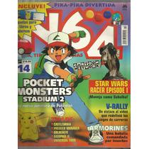 Revista/magazine N64 No 14 1999 -envio Gratis