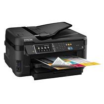 Impresora Epson Wf-7610 Con Sistema De Tinta