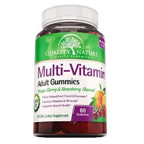 Multivitamínicos Gummies Para Adultos- Contiene Vitaminas Es