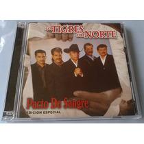Los Tigres Del Norte Pacto De Sangre Cd/dvd Ed Especial 2004