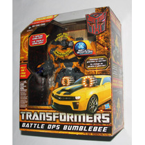 Transformers Hunt For The Decepticons Battle Ops Bumblebee