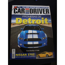 Car And Driver - Ford Shelby Gt500 - Año 9 # 118