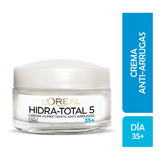 Crema Hidratante Antiarrugas 35+ Hidra Total5 Loreal 50ml