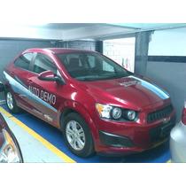 Chevrolet Sonic Lt Auto Demo