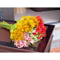 Ramo De Flores A Domicilio Alstroemerias